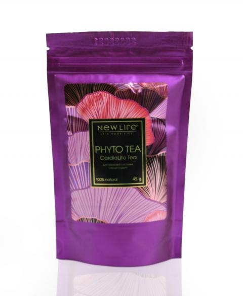 PHYTO TEA | Cardio Life Tea |Фиточай для нервной системы, сердца и сосудов