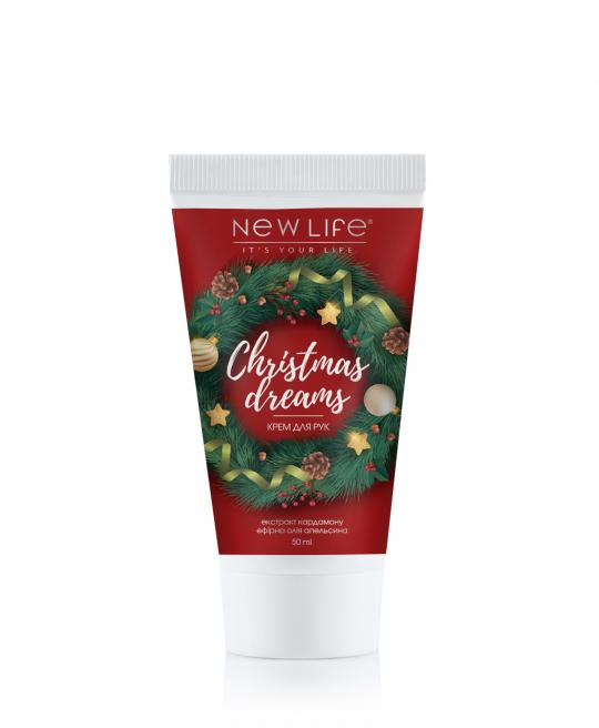 Крем для рук Christmas dreams